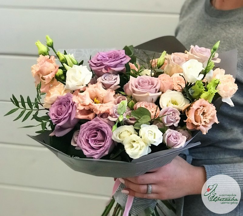 Доставка цветов в Уфе Купить цветы Заказать букет с 53