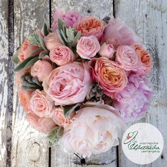 Пионовидная «Мечта невесты»
