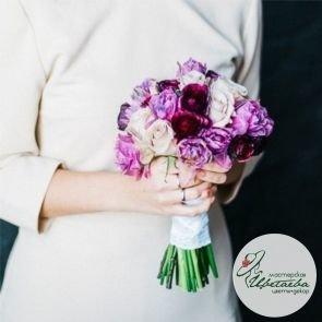 Букеты подружкам невесты c доставкой в Томске