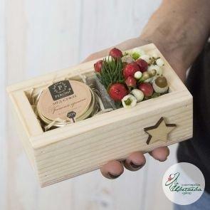 Коробочка для подарка-комплимента