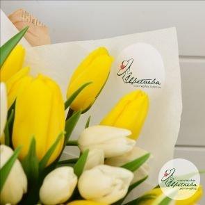 Букет из любого количества тюльпанов Сочи