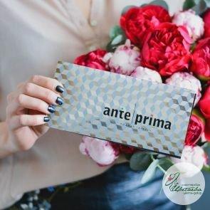 Подарочный сертификат Anteprima