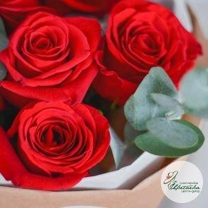купить цветы красные розы