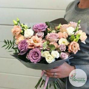 Букет цветов «Любимой Маме» c доставкой в Томске