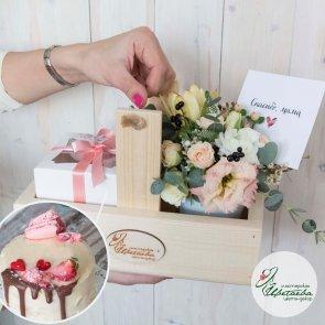 Подарок для мамы «Нежные мгновения» c доставкой в Томске