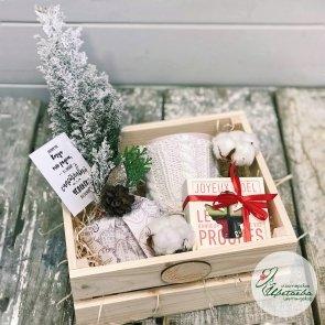 Новогодний набор в подарок c доставкой в Томске