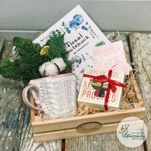 Новогодний набор «Нежность» c доставкой в Томске