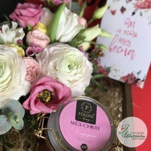 Композиция «Медовая весна» c доставкой в Томске