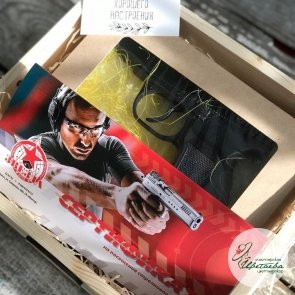 Набор «Меткий стрелок» c доставкой в Томске