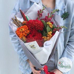 Теплая осень c доставкой в Томске
