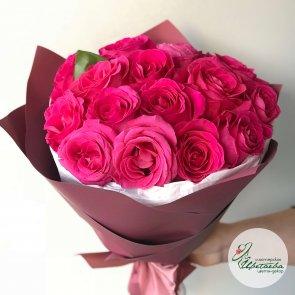 17 голландских роз