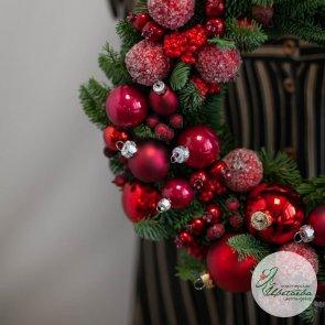 Дополнительные фотографии к товару - Рождественский венок