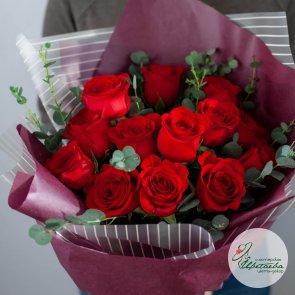 Букет цветов для девушки