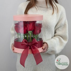 Подарок в коробке на 14 февраля