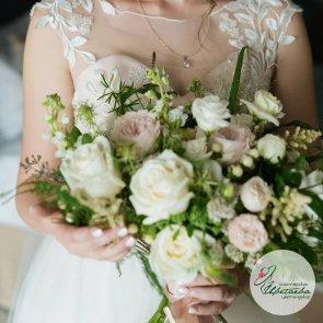 Букет невесты «Айвори»