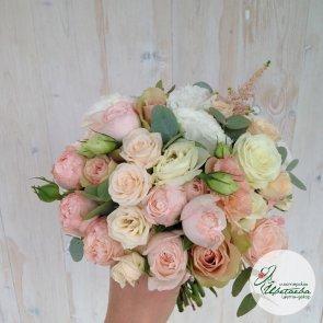 Букет невесты «Розочки»