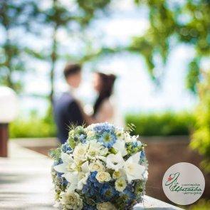 Букет невесты «Прованс»